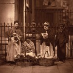 John Thomson, Covent Garden Flower Women